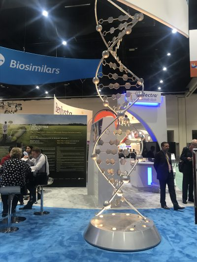 DNA Strand at ACR 17